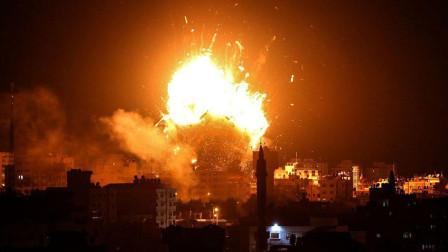 不听伊拉克撤军警告,美军基地遭到伊朗导弹轰炸,至少80死200伤