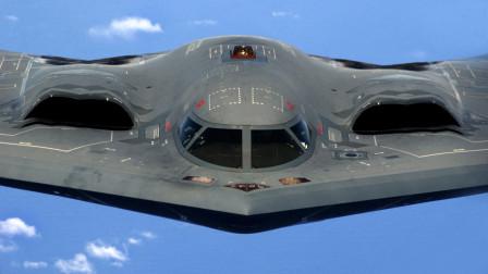 """美国亮出超级大国象征,19架""""幽灵""""部署,可将任何目标夷为平地"""