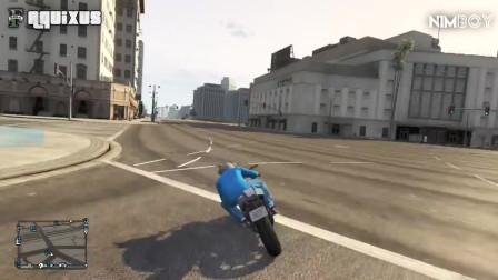 GTA 5 搞笑视频 一万种死法+奇迹巧合 156
