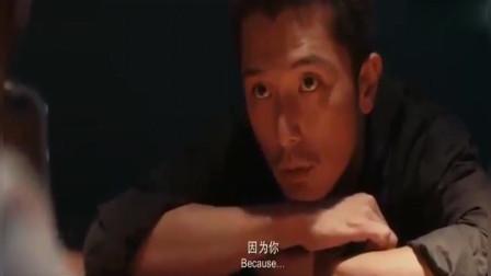 唐人街探案:王真儿在口供室里哭得那么惨,最后的笑太坏了!