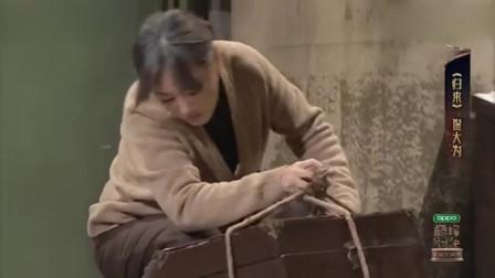 我就是演员:佟大为有家不能回,只能住破仓库,但还给妻子送包裹!