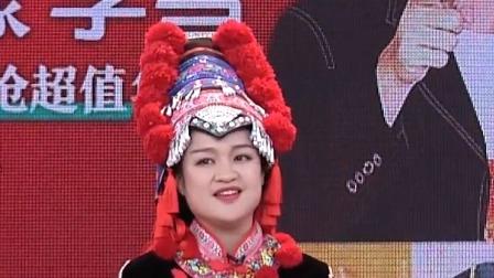 桂林青年歌唱家李雪清唱广西民歌,歌声清亮余音绕梁 天下优品 走进桂林年货大卖场 20200110