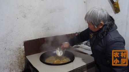 河南老家经典胡辣汤,三天不喝就难受,看农村妈妈怎么做