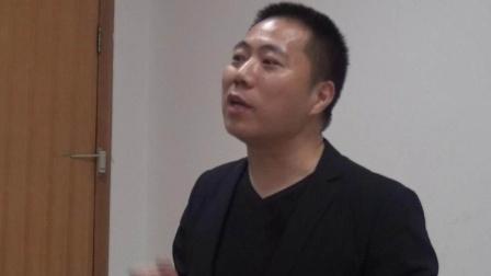 安瑞检测总经理陈乃永在集团公司经营管理培训会上谈感想