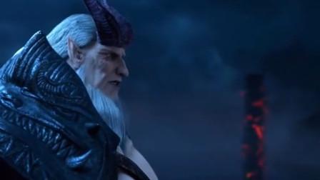 西行纪:南海龙王失去儿子,找还经小队报仇,他一句话阻止战斗!