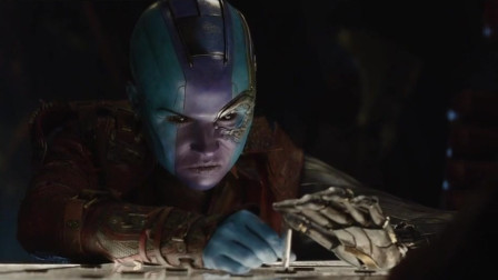 被钢铁侠夸上两句的人寥寥无几,蓝妹妹是其中一位