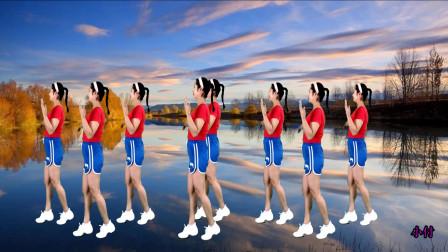 网红新歌广场舞《妹妹你是我的人》经典动感32步