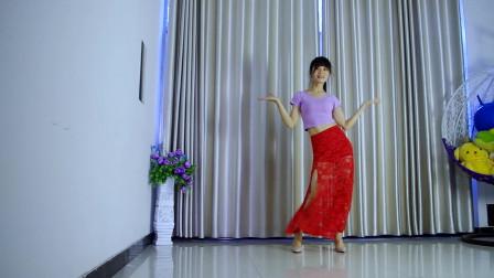小芒广场舞《斯卡拉》