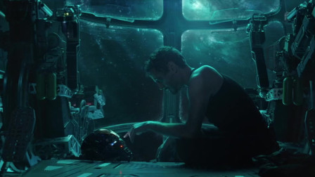 留遗言的钢铁侠,就像高级爱情表白,感人又悲疼