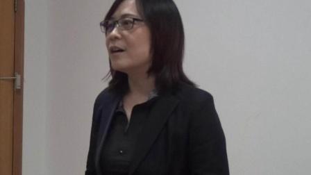 安瑞检测经理Amy在集团总公司经营管理培训会上谈感想