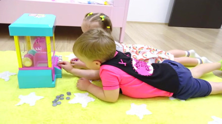 儿童益智游戏:扮演小朋友的游戏,扮演小朋友的玩具!