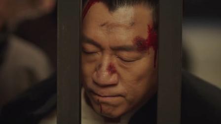 新世界:孙红雷对自己开枪,胡静搂怀里安慰,硬汉柔情惹人泪崩
