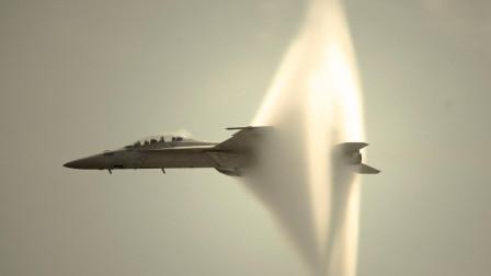 战斗机穿越音障时,引发的音爆,难道不会伤害到飞行员吗?