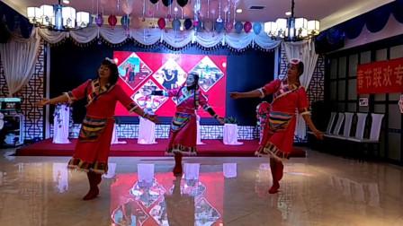 金域舞蹈队:吉祥欢歌