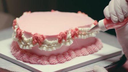 【downymuseum】生日蛋糕★定制篇 | Custom cake Lettering cake