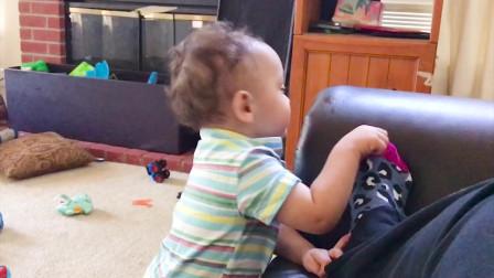 有趣的婴儿叛逆和有趣搞笑失败视频
