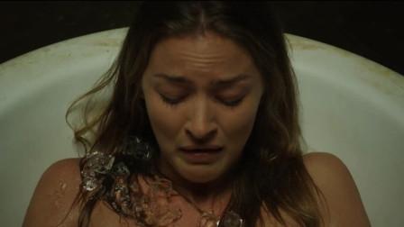 孕妇住进黑店,醒来发现自己躺在浴缸,看了一眼肚子差点晕倒!