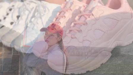2020年新款女鞋老爹鞋网红女鞋
