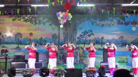 傣族舞蹈《情真意切》