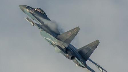 苏35战斗机已经就位力挺伊朗,俄罗斯用战斗机表明立场,三思而行