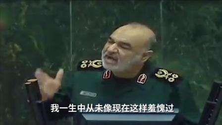 伊朗伊斯兰革命卫队司令为误击客机事件道歉:宁愿与他们一同坠亡