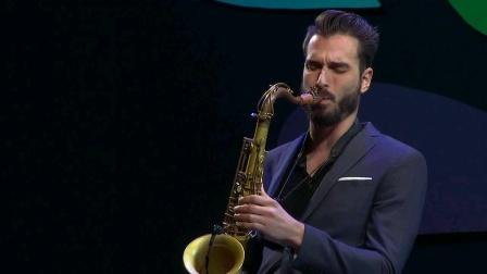 【🎷洙霞🎷-JAZZ】Chad LB on Blue in Green at Monterey Jazz Festival with Chris Botti