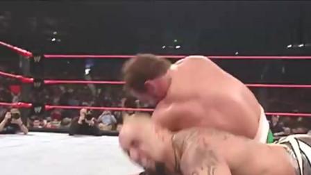 "WWE:2米传奇巨人,竟被""约德尔人""打败,意想不到啊!"
