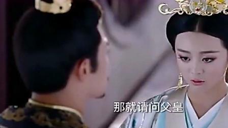 独孤天下:皇上被皇后拒之门外,不料女儿的一席话,皇上动容
