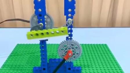 卡巴Kabba的计时器机器人作品