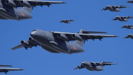 20架运20和17架轰6排队交付!三条腿策略,力保中国空军战略转型