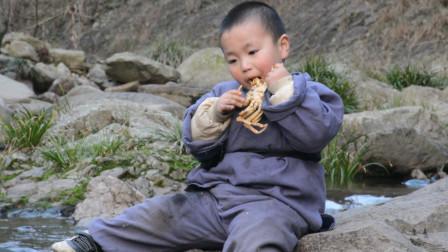 刘火火:蟹将军被龙王解雇,三岁小孩来劝它,劝着劝着把它劝到了锅里