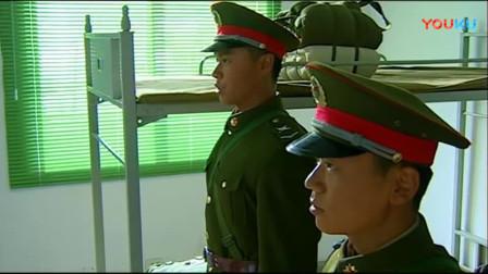 《士兵突击》宝强寝室的战友到齐,一个叫陈思成,一个叫李晨!