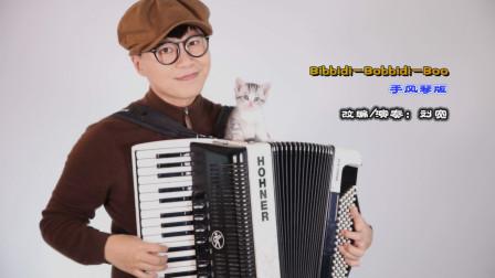 《Bibbidi-Bobbidi-Boo》——手风琴版
