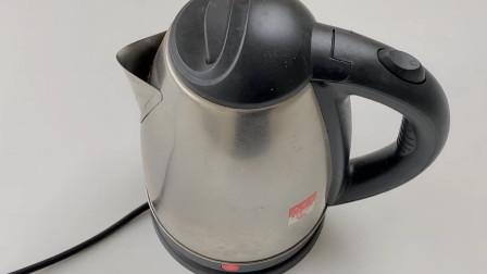 热水壶不运转先别扔,可能是这个地方有问题,学会又省几十块