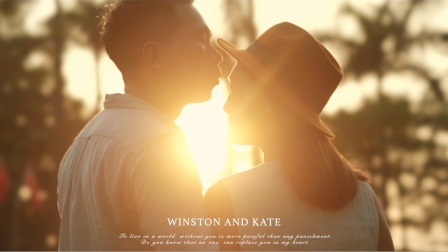 TongStudio瞳影像出品 | WINSTON+KATE · 麒麟山庄