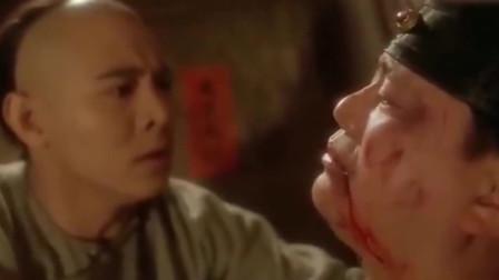 陈百祥被打得很惨,结果别人拿个杯子让他自救,不行我要去笑会儿