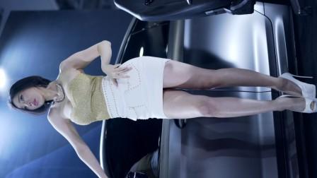 【宋珠儿】第67期 _4K_ 豪车坐美女,大长腿美女♀Racing Model SONG JOOA ( 3840 X 2160 )