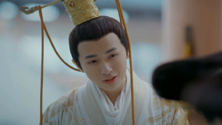 凤囚凰:刘子业看上了自己的姑姑新蔡公主,这小表情很微妙啊