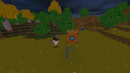 迷你世界小课堂25:无限刷门的方法,非常简单谁都能学会