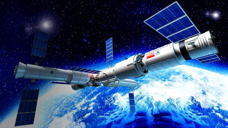 中国自主研发空间站进入发射倒计时,17国翘首以待,美国只能羡慕