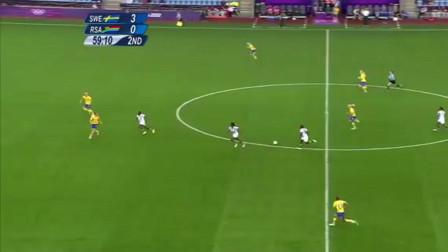 这个中场吊射如贝克汉姆附体,竟是女足踢得,真是不敢相信