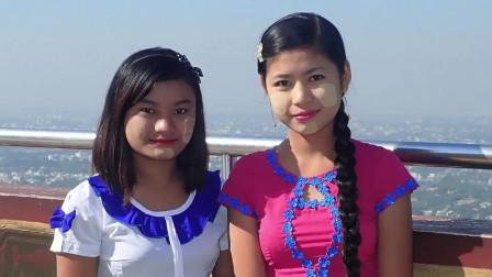 去缅甸旅游,尽量不要长时间盯着美女看,不然后果想不到