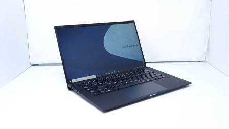 1kg不到顶配还能跑到4.9GHz 华硕推出ExpertBook B9
