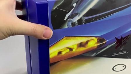 童年最想要的一辆赛车:超级阿斯拉达01!