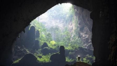 """越南发现""""世外桃源""""?可以容纳72亿人!里面有森林河流"""