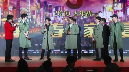 """王宝强托尼贾功夫了得,刘昊然现场起哄""""打一架""""  唐人街探案3 20200114"""