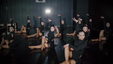 伦巴+恰恰+桑巴,感受拉丁舞的不同魅力