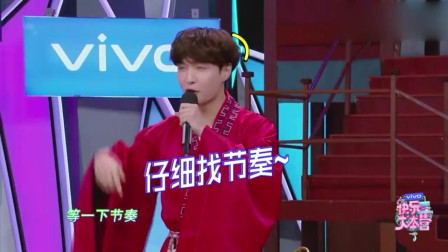 快本:张艺兴在线改编芒种舞,真的太可爱了!