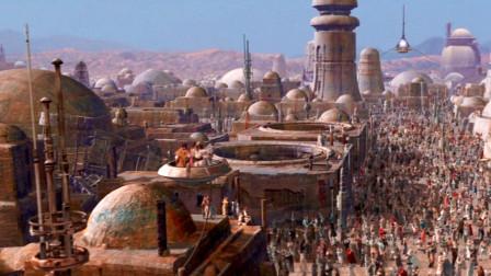星球大战最沸腾一幕:银河帝国覆灭,银河系所有星球狂欢胜利!