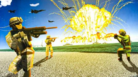 战地模拟器!小型核爆炸弹引发第三次世界大战!
